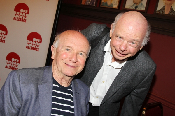 TERRENCE McNALLY, WALLACE SHAWN